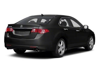 Crystal Black Pearl 2010 Acura TSX Pictures TSX Sedan 4D Technology photos rear view
