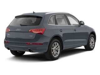 Meteor Gray Pearl 2010 Audi Q5 Pictures Q5 Utility 4D 3.2 Prestige S-Line AWD photos rear view