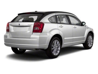 Bright Silver Metallic 2010 Dodge Caliber Pictures Caliber Wagon 4D SE photos rear view