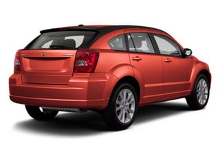 Sunburst Orange Pearl 2010 Dodge Caliber Pictures Caliber Wagon 4D SE photos rear view