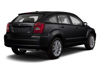 Brilliant Black Crystal Pearl 2010 Dodge Caliber Pictures Caliber Wagon 4D SE photos rear view