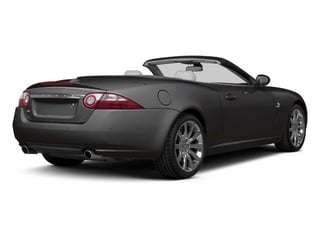 Pearl Grey 2010 Jaguar XK Pictures XK Convertible XKR Supercharged photos rear view