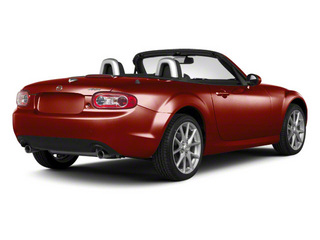 Copper Red Mica 2010 Mazda MX-5 Miata Pictures MX-5 Miata Convertible 2D Sport photos rear view