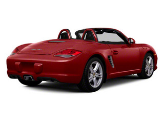 Ruby Red Metallic 2010 Porsche Boxster Pictures Boxster Roadster 2D photos rear view