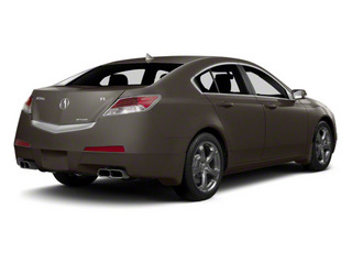 Mayan Bronze Metallic 2011 Acura TL Pictures TL Sedan 4D Technology AWD photos rear view