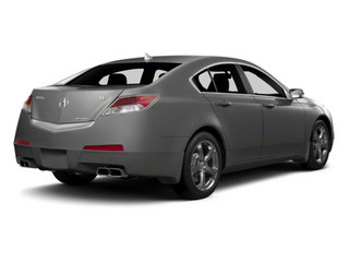 Polished Metal Metallic 2011 Acura TL Pictures TL Sedan 4D Technology photos rear view
