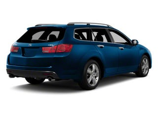 Vortex Blue Pearl 2011 Acura TSX Sport Wagon Pictures TSX Sport Wagon 4D photos rear view