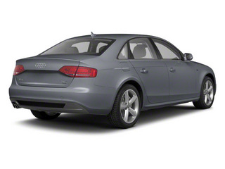 Quartz Gray Metallic 2011 Audi A4 Pictures A4 Sedan 4D 2.0T Quattro photos rear view
