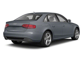Meteor Gray Pearl 2011 Audi A4 Pictures A4 Sedan 4D 2.0T Quattro photos rear view