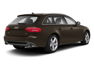 Teak Brown Metallic 2011 Audi A4 Pictures A4 Wagon 4D 2.0T Quattro Prestige photos rear view