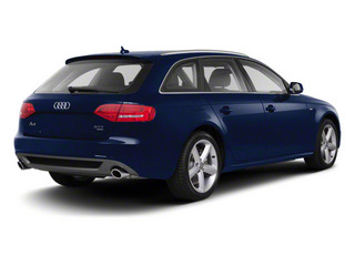 Deep Sea Blue Pearl 2011 Audi A4 Pictures A4 Wagon 4D 2.0T Quattro Premium Plus photos rear view
