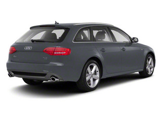 Quartz Gray Metallic 2011 Audi A4 Pictures A4 Wagon 4D 2.0T Quattro Prestige photos rear view