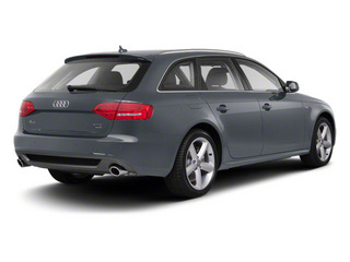 Meteor Gray Pearl 2011 Audi A4 Pictures A4 Wagon 4D 2.0T Quattro Premium Plus photos rear view