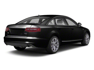 Brilliant Black 2011 Audi A6 Pictures A6 Sedan 4D 3.0T Quattro Premium Plus photos rear view