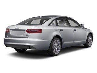 Ice Silver Metallic 2011 Audi A6 Pictures A6 Sedan 4D 3.0T Quattro Premium Plus photos rear view