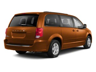 Mango Tango Pearl 2011 Dodge Grand Caravan Pictures Grand Caravan Grand Caravan Express photos rear view