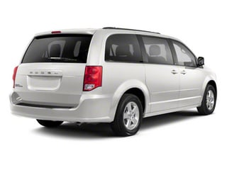 Stone White 2011 Dodge Grand Caravan Pictures Grand Caravan Grand Caravan R/T photos rear view