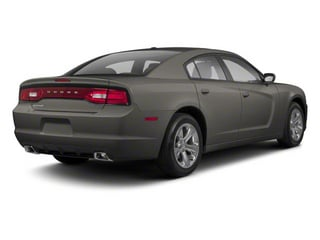Tungsten Metallic 2011 Dodge Charger Pictures Charger Sedan 4D Police photos rear view