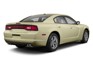 White Gold 2011 Dodge Charger Pictures Charger Sedan 4D Police photos rear view