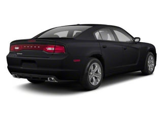 Pitch Black 2011 Dodge Charger Pictures Charger Sedan 4D Police photos rear view