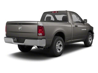 Mineral Gray Metallic 2011 Ram Truck 1500 Pictures 1500 Regular Cab Tradesman 4WD photos rear view