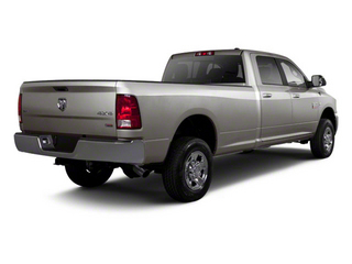 Mineral Gray Metallic 2011 Ram Truck 2500 Pictures 2500 Crew Power Wagon 4WD photos rear view