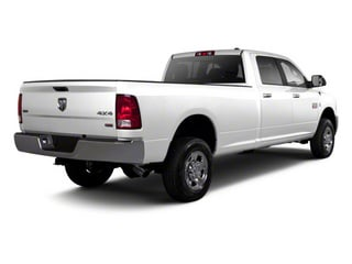 Bright Silver Metallic 2011 Ram Truck 2500 Pictures 2500 Crew Power Wagon 4WD photos rear view