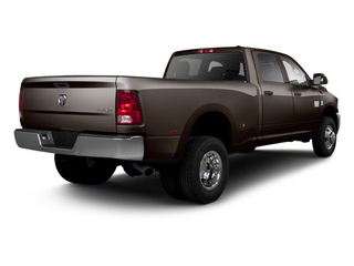 Rugged Brown Pearl 2011 Ram Truck 3500 Pictures 3500 Crew Cab Longhorn 4WD photos rear view