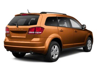 Mango Tango Pearl 2011 Dodge Journey Pictures Journey Utility 4D Mainstreet AWD photos rear view
