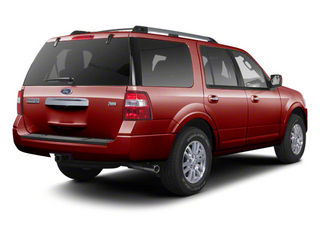 Royal Red Metallic 2011 Ford Expedition Pictures Expedition Utility 4D King Ranch 2WD photos rear view