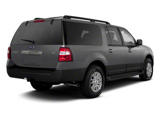 Ingot Silver Metallic 2011 Ford Expedition EL Pictures Expedition EL Utility 4D XL 4WD photos rear view
