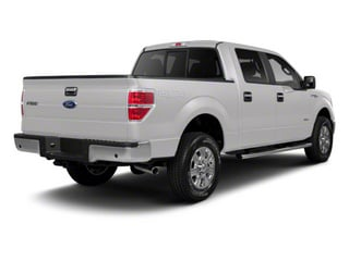 Oxford White 2011 Ford F-150 Pictures F-150 SuperCrew King Ranch 2WD photos rear view