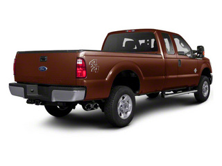 Golden Bronze Metallic 2011 Ford Super Duty F-350 DRW Pictures Super Duty F-350 DRW Supercab XLT 2WD photos rear view