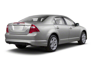 Ingot Silver Metallic 2011 Ford Fusion Pictures Fusion Sedan 4D Hybrid photos rear view