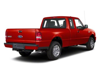 Torch Red 2011 Ford Ranger Pictures Ranger Supercab 4D Sport photos rear view