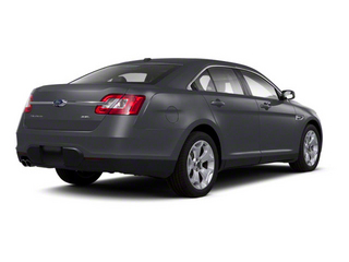 Sterling Gray Metallic 2011 Ford Taurus Pictures Taurus Sedan 4D Limited photos rear view