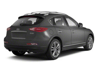 Graphite Shadow 2011 INFINITI EX35 Pictures EX35 Wagon 4D Journey 2WD photos rear view