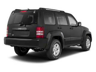 Dark Charcoal Pearl 2011 Jeep Liberty Pictures Liberty Utility 4D Sport 4WD photos rear view