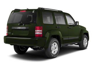 Natural Green Pearl 2011 Jeep Liberty Pictures Liberty Utility 4D Sport 4WD photos rear view