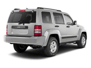 Bright Silver Metallic 2011 Jeep Liberty Pictures Liberty Utility 4D Sport 4WD photos rear view