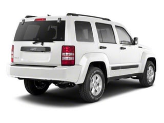 Bright White 2011 Jeep Liberty Pictures Liberty Utility 4D Sport 4WD photos rear view