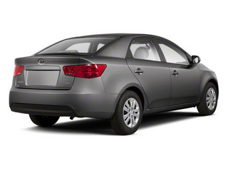 Titanium Metallic 2011 Kia Forte Pictures Forte Sedan 4D SX photos rear view
