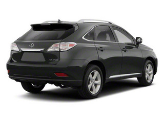 Smoky Granite Mica 2011 Lexus RX 450h Pictures RX 450h Utility 4D AWD photos rear view