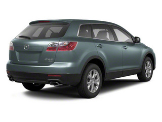 Dolphin Gray Mica 2011 Mazda CX-9 Pictures CX-9 Utility 4D Sport AWD photos rear view