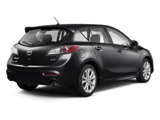 Black Mica 2011 Mazda Mazda3 Pictures Mazda3 Wagon 5D SPEED photos rear view