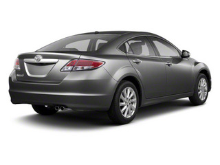 Comet Gray Mica 2011 Mazda Mazda6 Pictures Mazda6 Sedan 4D i Touring Plus photos rear view