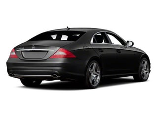 Black 2011 Mercedes-Benz CLS-Class Pictures CLS-Class Sedan 4D CLS63 AMG photos rear view