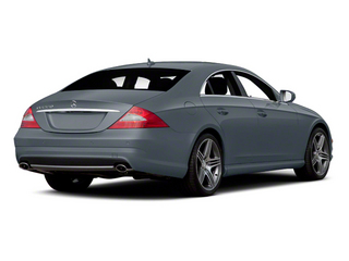 Flint Grey Metallic 2011 Mercedes-Benz CLS-Class Pictures CLS-Class Sedan 4D CLS63 AMG photos rear view