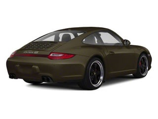 Macadamia Metallic 2011 Porsche 911 Pictures 911 Coupe 2D 4S Targa AWD photos rear view