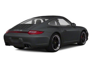 Atlas Grey Metallic 2011 Porsche 911 Pictures 911 Coupe 2D 4S Targa AWD photos rear view